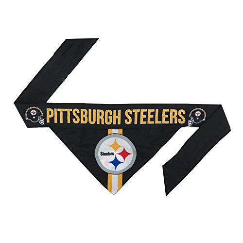 NFL Pittsburgh Steelers Pet Bandanna, Medium