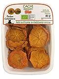 Cachi essiccato BIO 80 g - Coltivato e prodotto in Italia in regime biologico. Confezionat...