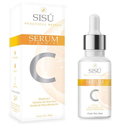 Serum Facial marca SISU & VITAPIS