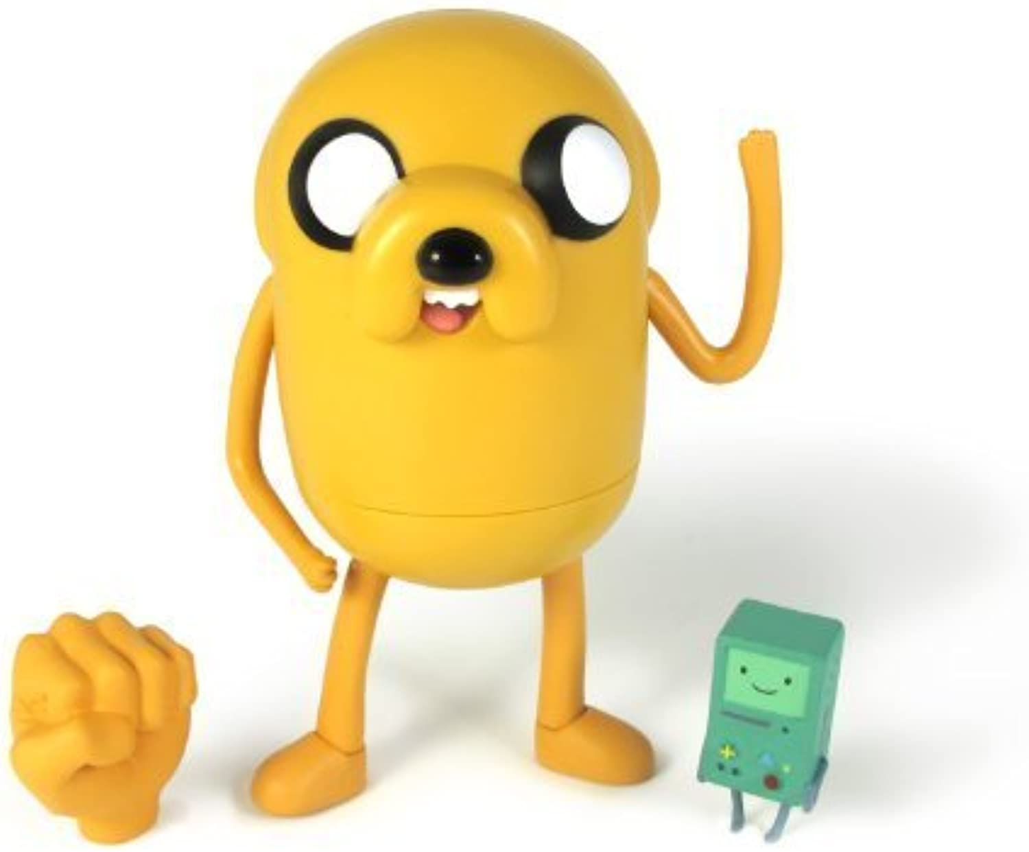 Adventure Time 5  Jake with Stretch Arms with Accessories by Adventure Time [Toy]