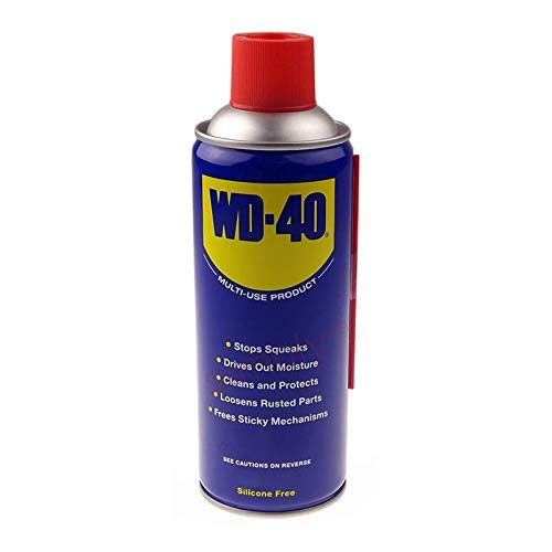 WD-40 Rust Remover, 330ml