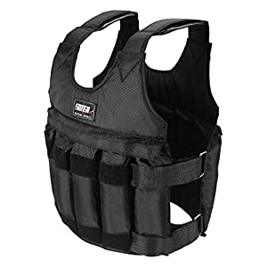 Weighted Vest, Adjustable Weighted Vest for Running, Workout, Cardio, Walking and Weightlifting for Men&Momen, Workout…