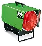 Remko PGM 60 115400 - Calefactor de gas (25-55 KW)
