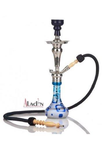 Aladin Shisha Retro Azul
