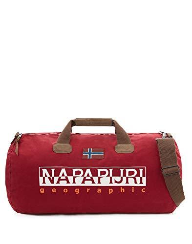 Napapijri Bering Sporttasche, 60 cm, Red Bourgogne