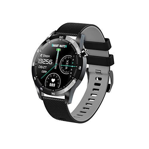 Fitness Armband, LC.IMEEKE Smartwatch Wasserdicht IP68 Fitness Tracker mit Pulsmesser 1,54 Zoll Farbbildschirm Aktivitätstracker Schrittzähler Pulsuhren Fitness Uhr Smart Watch für Damen Herren