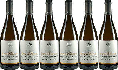 Josten & Klein Leutesdorf Gartenlay Sauvignon Blanc 2015 Trocken (6 x 0.75 l)