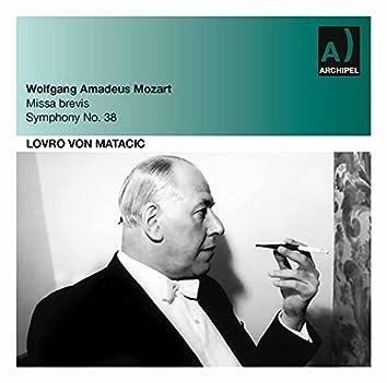 Mozart & Haydn: Orchestral Works (Live)