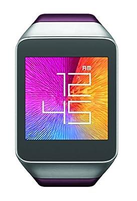Samsung Gear Live Smartwatch - Wine Red