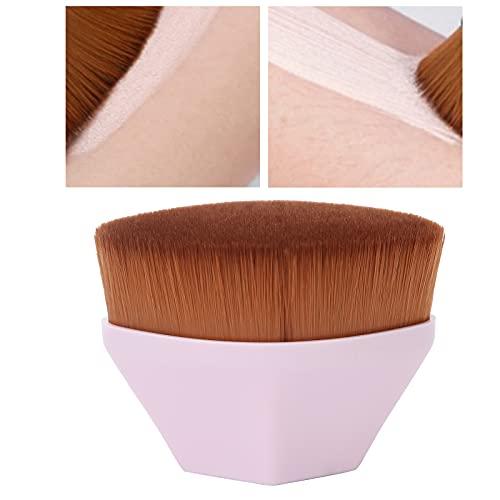 Brocha para maquillaje, brocha para base líquida Fácil de limpiar Cepillo cómodo...