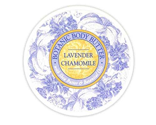Greenwich Bay - 8 oz. Botanical Body Butter - Lavender & Chamomile