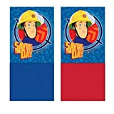 YTG Feuerwehrmann Sam Kinder Schal Schlauchschal Snood Loop Bandana, Farbe:Blau