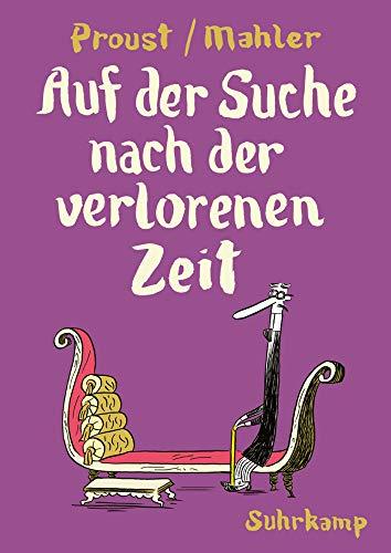 Auf der Suche nach der verlorenen Zeit: Nach Marcel Proust. Graphic Novel (suhrkamp taschenbuch)