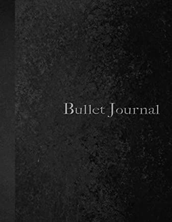 Bullet Journal: A4 – 160 pagine – Copertina morbida lucida, Griglia Punti, Puntinato, Bullet Journal, Dot Grid, Planner, Planning, Organizer, Journal
