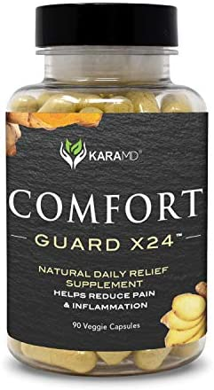 KaraMD Comfort Guard X24 Doctor Formulated Inflammation Joint Pain Supplement for Men Women product image