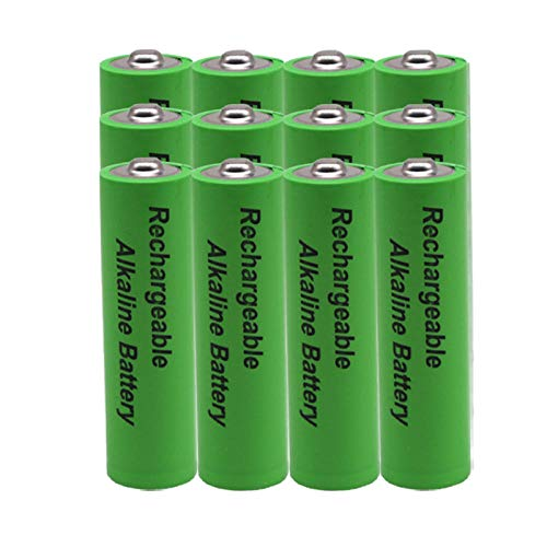 AA rechargeable battery 4000mah 1.5V Alkaline Rechargeable batery for led light toy mp3-4PCS_Battery
