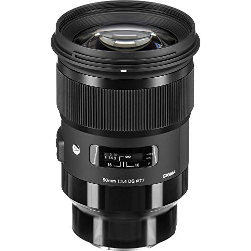 Sigma 50mm F1.4 Art DG HSM Lens for L Mount...