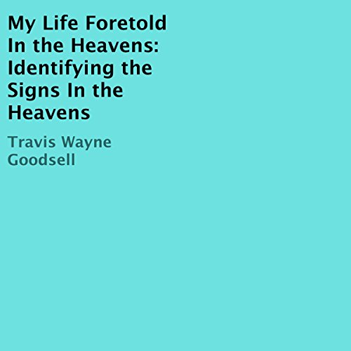 My Life Foretold in the Heavens audiobook cover art