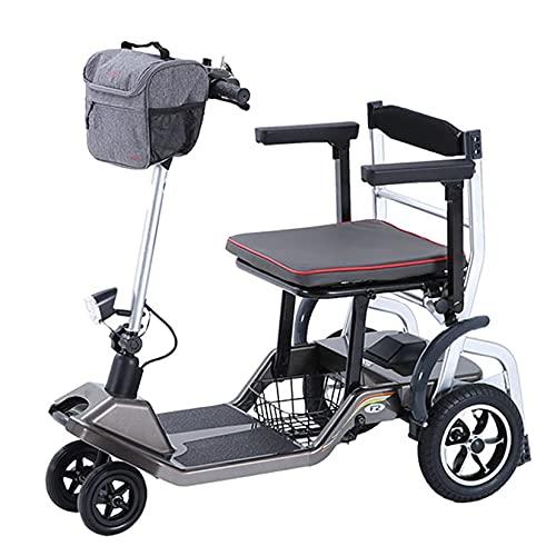 Scooter Movilidad Para Personas Mayores Discapacitadas, Scooter Eléctrico Para Discapacitados En Las...