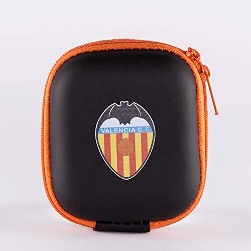 Valencia Club de Fútbol- Funda universal para airpods, iwatch o smartbands, auriculares, cables, pendrives y mucho más