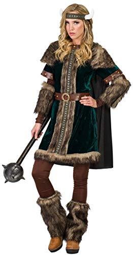 Kimokawaii Disfraz Vikingo M-L