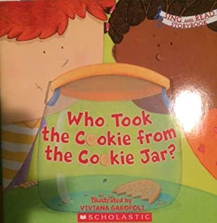Who Took the Cookie From the Cookie Jar? (Sing and Read Storybook)