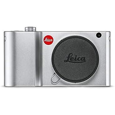 Leica TL2 24 Mega Pixel Digital Camera, WiFi, HDMI, USB 3.0, MP4, Silver, 18188