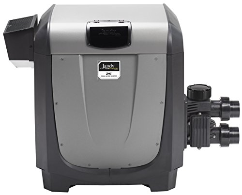 Pro Series JXi, Low NOx, 260,000 BTU, Propane, Stainless Steel Header Pool and Spa Heater