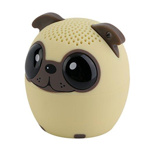 Mini enceinte Bluetooth en forme de chien