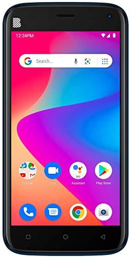 BLU C5L 2020 C0070WW 16GB GSM Unlocked Android Smart Phone - Blue