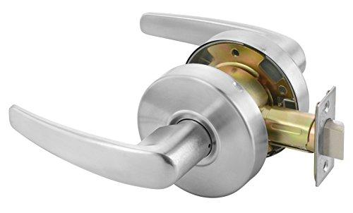 Yale lkst 497jedo manilla para puerta, cerradura de cilindro, MO4601 LKST 497
