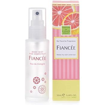 フィアンセ ボディミスト ピンクグレープフルーツの香り 50ml