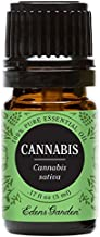 Edens Garden Cannabis Essential Oil, 100% Pure Therapeutic Grade (Highest Quality Aromatherapy Oils- Inflammation & Pain), 5 ml