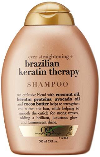 OGX - Champ Keratina Brasilea con una combinacin extica de ingredientes...