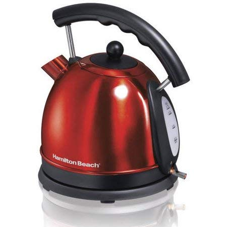 Price comparison product image Hamilton Beach 1.7 liter Electric Kettle Model 40894
