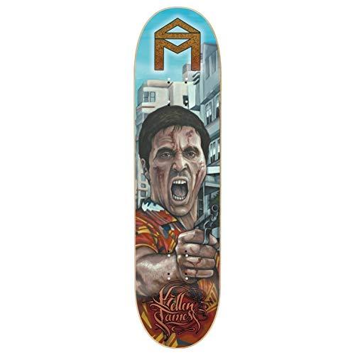Sk8mafia Kellen James Face 8.0', Skateboard Decks Unisex Adulto, Multicolore, Taglia Unica