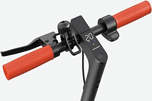EWheel | Puños de Colores para Patinete eléctrico Xiaomi M365, Essential, 1S, Pro y Pro2 | Empuñadura de Manillar | Personalización Patinete Xiaomi. (Rojo)