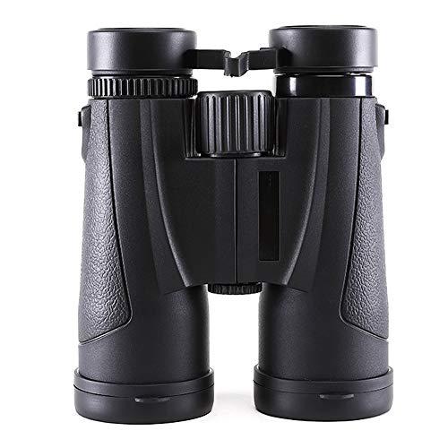 SGGMRR Binoculares 10X42mm de visión Nocturna con Poca luz Telescopio con cámara de teléfono móvil Paul con visión Clara Impermeables al Aire Libre Senderismo binoculares de Gran Angular