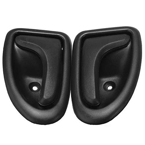 SODIAL Manejar De Puerta Interior Izquierda/Derecha del Coche Manejar De Puerta para Renault 1999-2005