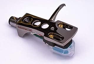 Titanium Plated Headshell, Cartridge and Stylus, Needle for Technics SL 1500, SL 1510, SL 1600, SL 1610, SL1650, SL 1700, SL 1710, SL 1800, SL 1810, SL 1900, SL 1950, SL 2000, Made in England