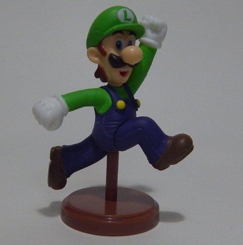 Furuta Choco Egg~new Super Mario Bros U Figure ~Luigi Figurine