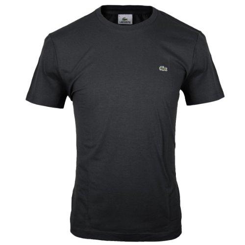 Lacoste - TH2038-00, T-shirt da uomo, Black, Large