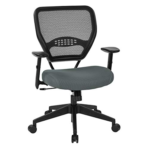 SPACE Seating AirGrid Back and Mesh Seat Manager