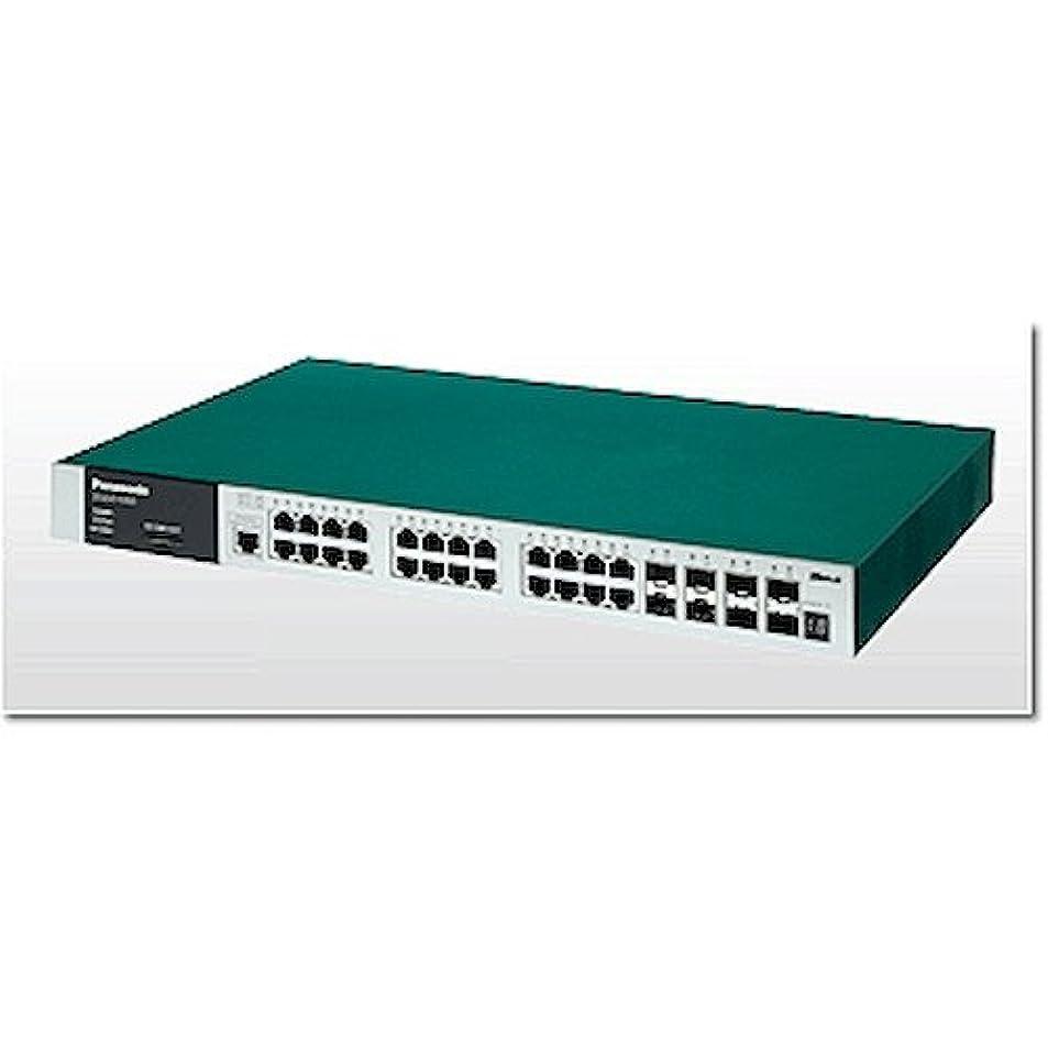 有料基準実現可能性パナソニックESネットワークス 24ポートL3スイッチングハブ(Giga対応) ZEQUO 6400 5年先出しセンドバック保守バンド PN36240EB5