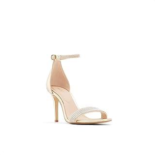 Aldo Heels Dress Shoe for Women, Size 8 US, Gold
