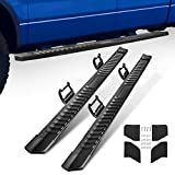 MOSTPLUS Running Board Nerf Bar Compatible for 15-20 Ford F150 Crew | 17-20 F250/F350...