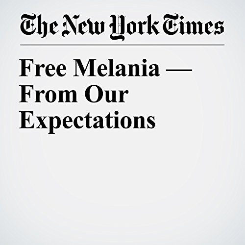 Free Melania — From Our Expectations copertina