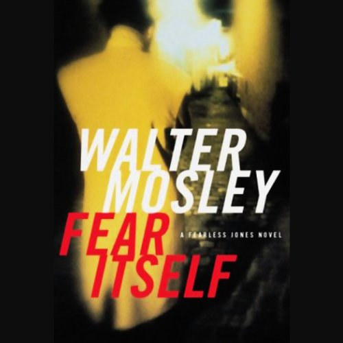 Fear Itself audiobook cover art