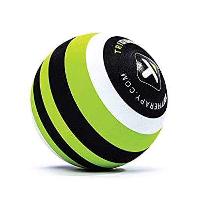 TriggerPoint Foam Massage Ball for Deep-Tissue Massage, MB5 (5-Inch)