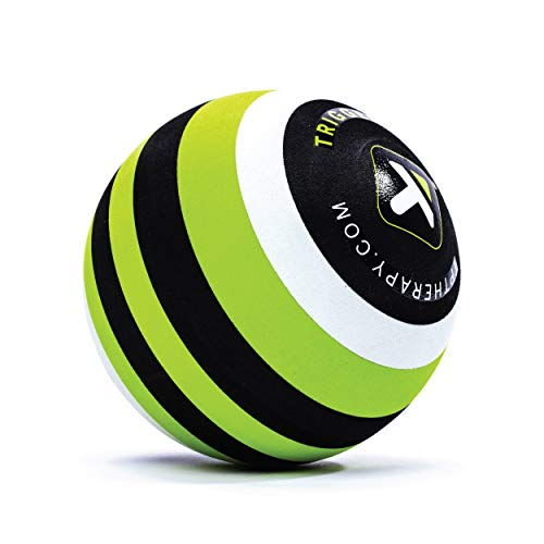 TriggerPoint Foam Massage Ball for Deep-Tissue Massage, MB5 (5-Inch)